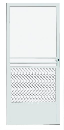 The 4400 Protecto Model With Half Grill, Great For Pets That Like To Jump On